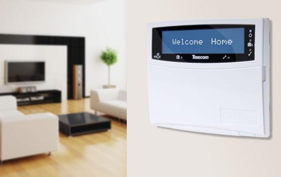 Home Intruder Alarm